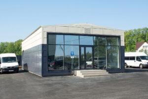 Офис Похоронный дом «Мемориал»