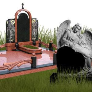 недорогие памятники на могилу в Тюмени