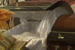 купить гроб в Тюмени